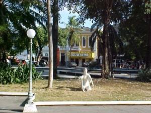 Praça da Graça - Parnaíba