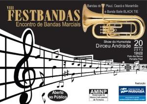 VIII Encontro de Bandas Marciais reunirá músicos do Piauí, Ceará e Maranhão